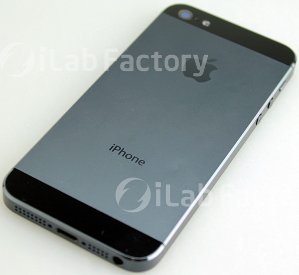 iLab iPhone 5 rear photo