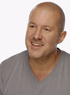 Jonathan Ive, Apple Senior Vice President, Design