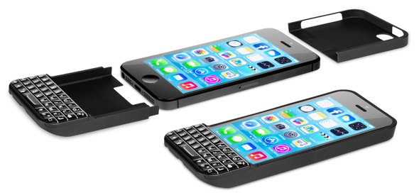 The Typo Keyboard for Apple iPhone