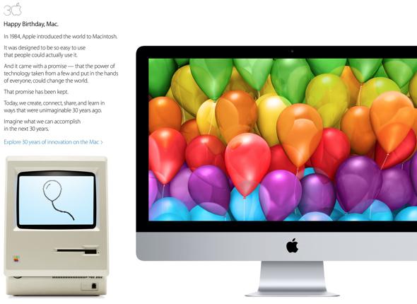 Happy Birthday, Mac!