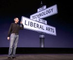 Steve Jobs: Apple's DNA, Crossroads of Technology and Liberal Arts