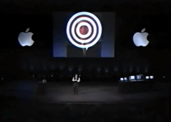 """Apple CEO Steve Jobs targets Dell, """"We're coming after you, buddy!"""""""