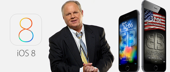 Rush Limbaugh on Apple's iOS 8, iPhone 6 and iPhone 6 Plus