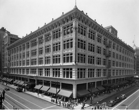 Los Angeles' Historic Broadway Trade Center