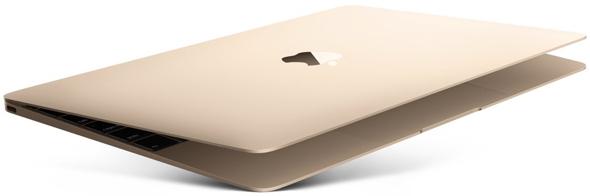 Apple's MacBook with 12-inch Retina display