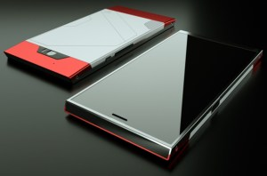 Turing Robotic Industries' Turing Phone is not made of Liquidmetal, but of Liquidmorphium