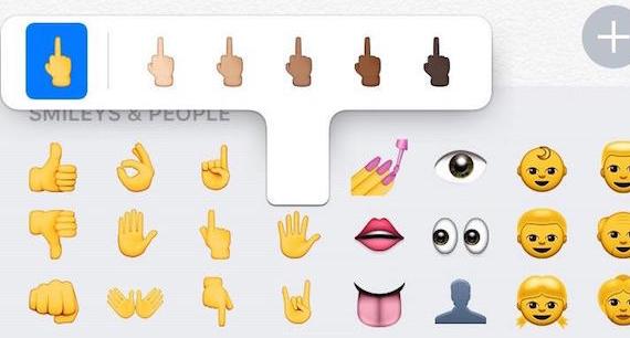 Unicode 8.0 emoji