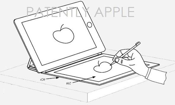 Illustration from Apple U.S. Patent 9,335,793