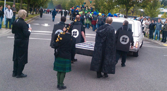 Microsoft's iPhone Funeral September 2010