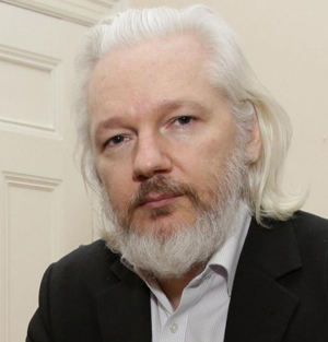 WikiLeaks founder and editor-in-chief Julian Assange