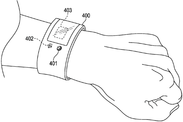 Apple files patent application for a heart-monitoring wearable device