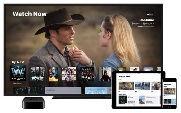 "Apple's ""TV"" app"