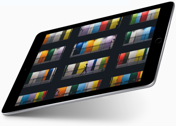 Apple's new 9.7-inch iPad, starting at just $329