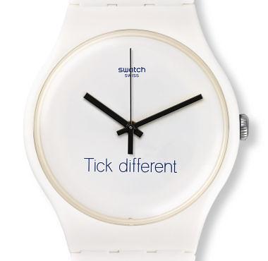 Swatch: Tick different