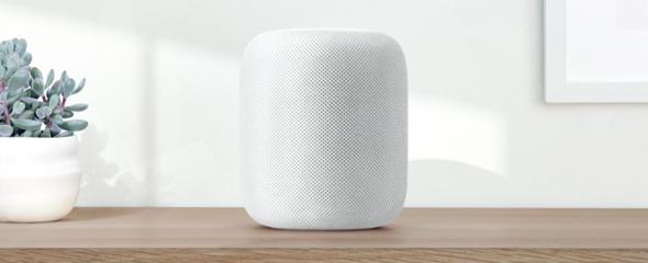 Apple's all-new HomePod