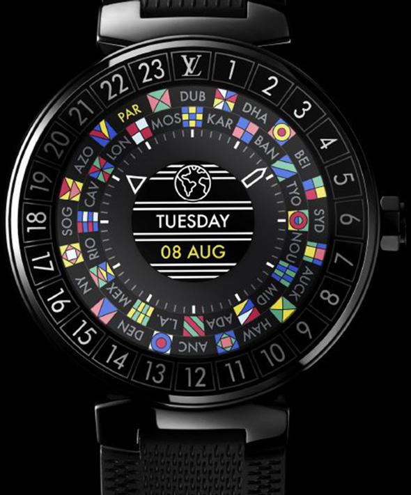 Louis Vuitton's Tambour Horizon smartwatch