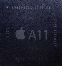 Apple's A11 Bionic chip