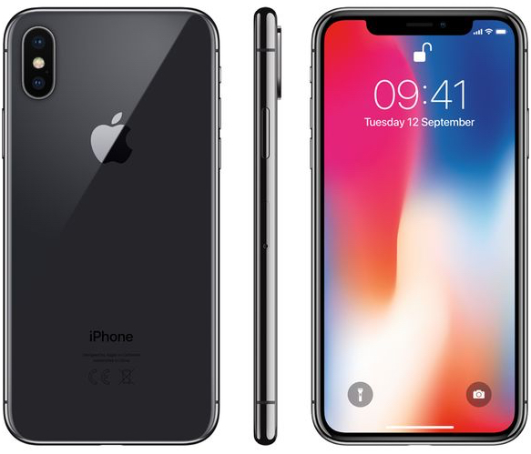 The Apple A11 Bionic-powered iPhone X