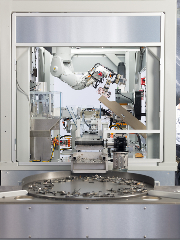 Daisy, Apple's latest innovation in material recovery, can disassemble nine different iPhone models to recover valuable materials that traditional recyclers cannot.