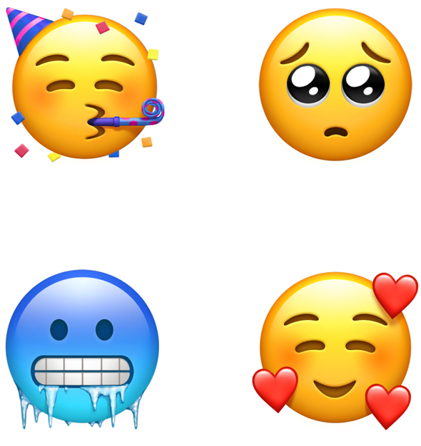 A free update to iOS 12 brings more expression to every message with new characters for sports, symbols and more.