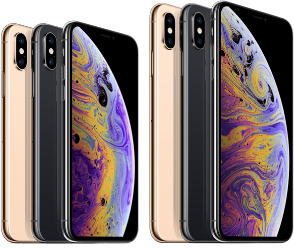 Apple's all-new 5.8-inch iPhone Xs starting at $999 and 6.5-inch iPhone Xs Max starting at $1099