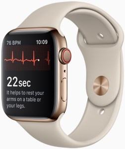 Apple Watch health features