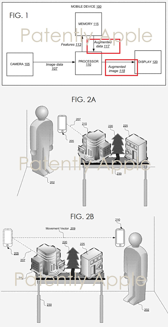 Apple patent application reveals AR Maps viewed from iPhone, iPad