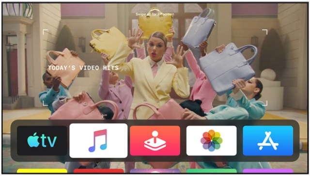 Everyone at home can easily access their own personalized playlists and recommendations on Apple Music, and lyrics now appear in real time while users listen to their favorite songs.