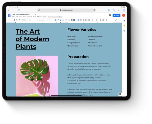 Browsing the internet on iPad is so immersive it's like holding the web in your hands. And now, powerful new features make Safari on iPadOS a desktop-class browsing experience.