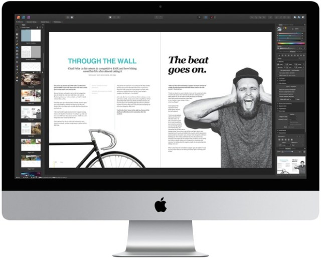 Affinity Publisher has launched today on macOS and Windows