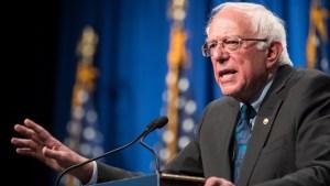 Bernie Sanders drops out. Image: U.S. Senator Bernie Sanders (photo: Sarah Silbiger/Getty Images)