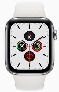 watchOS 6.2.8 Meridian face
