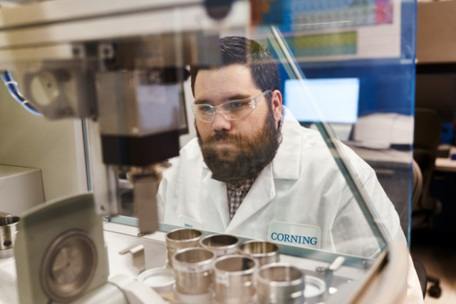 Corning is one of Apple's 9,000 US suppliers across 50 states.