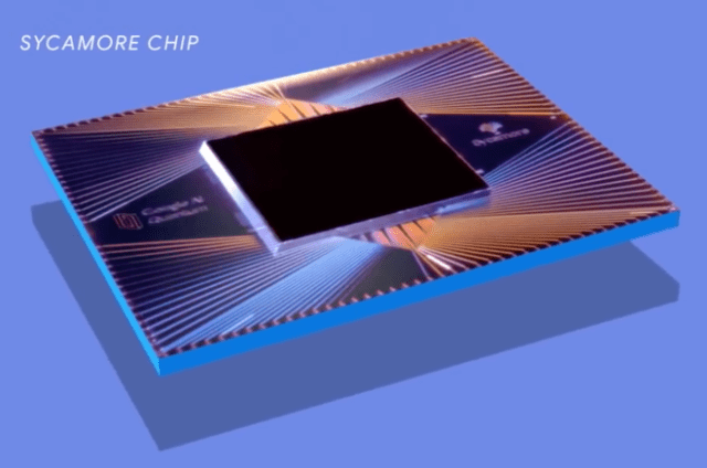 Google's Sycamore chip