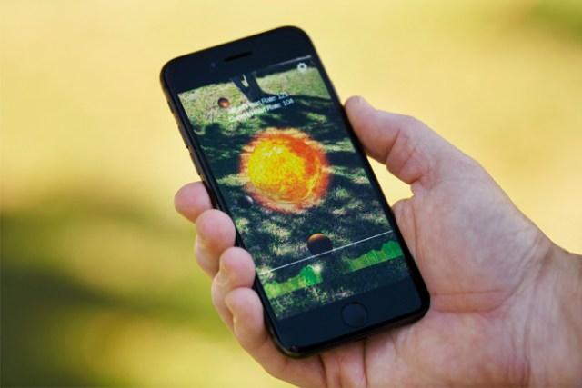 Healium AR uses neurofeedback to help users power virtual worlds and reduce anxiety.