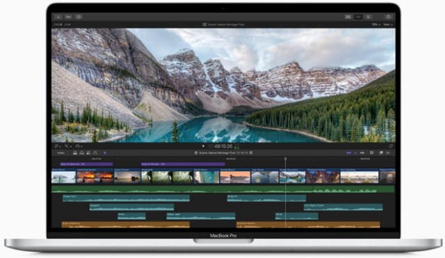Whether compiling code, editing multi-cam video or doing 3D animation, MacBook Pro customers need pro-level compute power they can take on the go.