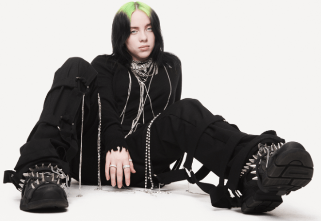 "Billie Eilish's full-length debut album ""WHEN WE FALL ASLEEP, WHERE DO WE GO?"" is the Apple Music Awards' Album of the Year."
