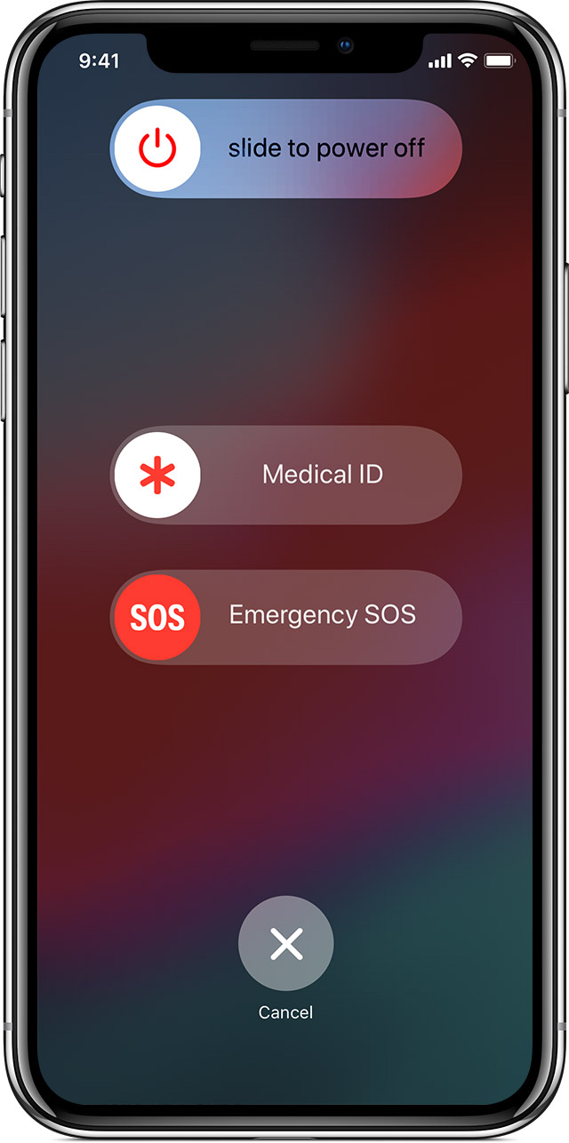 Apple iPhone's Emergency SOS feature