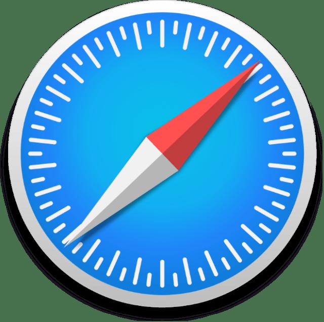 Apple's Safari icon