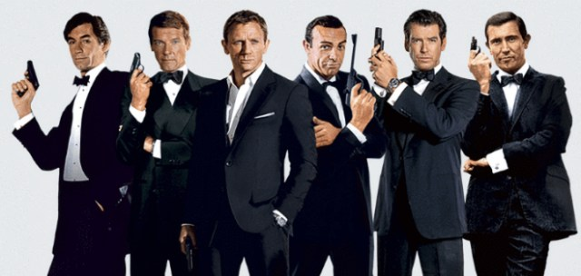 Will Apple buy a movie studio? Image: James Bond