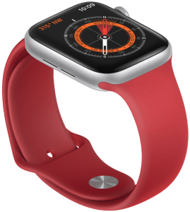 Apple wearables include Apple Watch Series 5