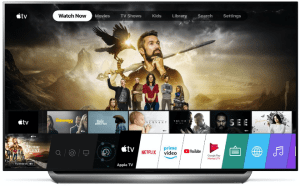 LG TVs to get Dolby Atmos support in Apple TV app later this year