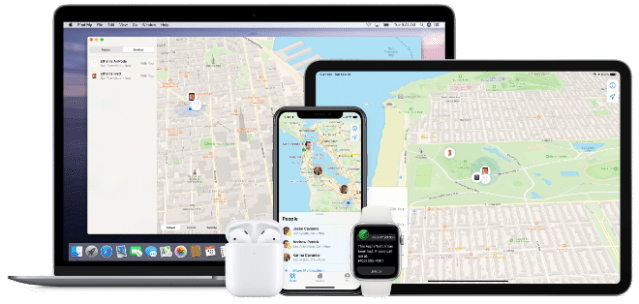 Apple's 'Find my' app helps bust sex trafficker