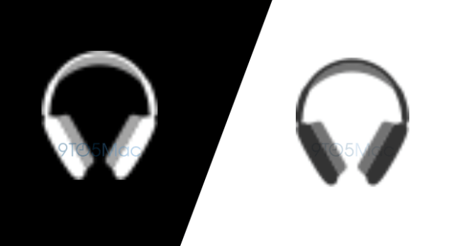 AirPods Studio. 9to5Mac has discovered two icons representing light and dark versions of Apple's headphones in iOS 14 code.