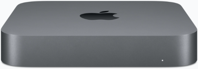 Apple's upgraded Mac mini