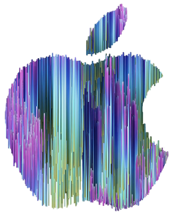 Why Apple shares can hit $400. Image: Apple logo