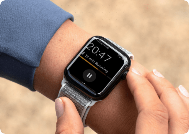 photo of Peloton app for Apple Watch now available image