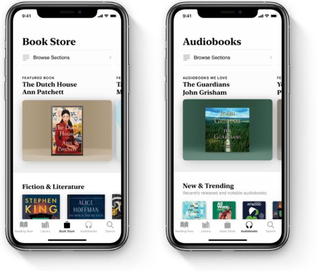 Apple Books vs. Kindle