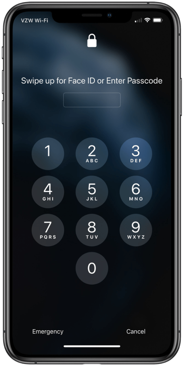 Apple's iOS 13.5 beta makes unlocking an iPhone with passcode easier when wearing a mask