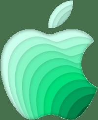 Apple Q220 earnings. Image: Apple logo
